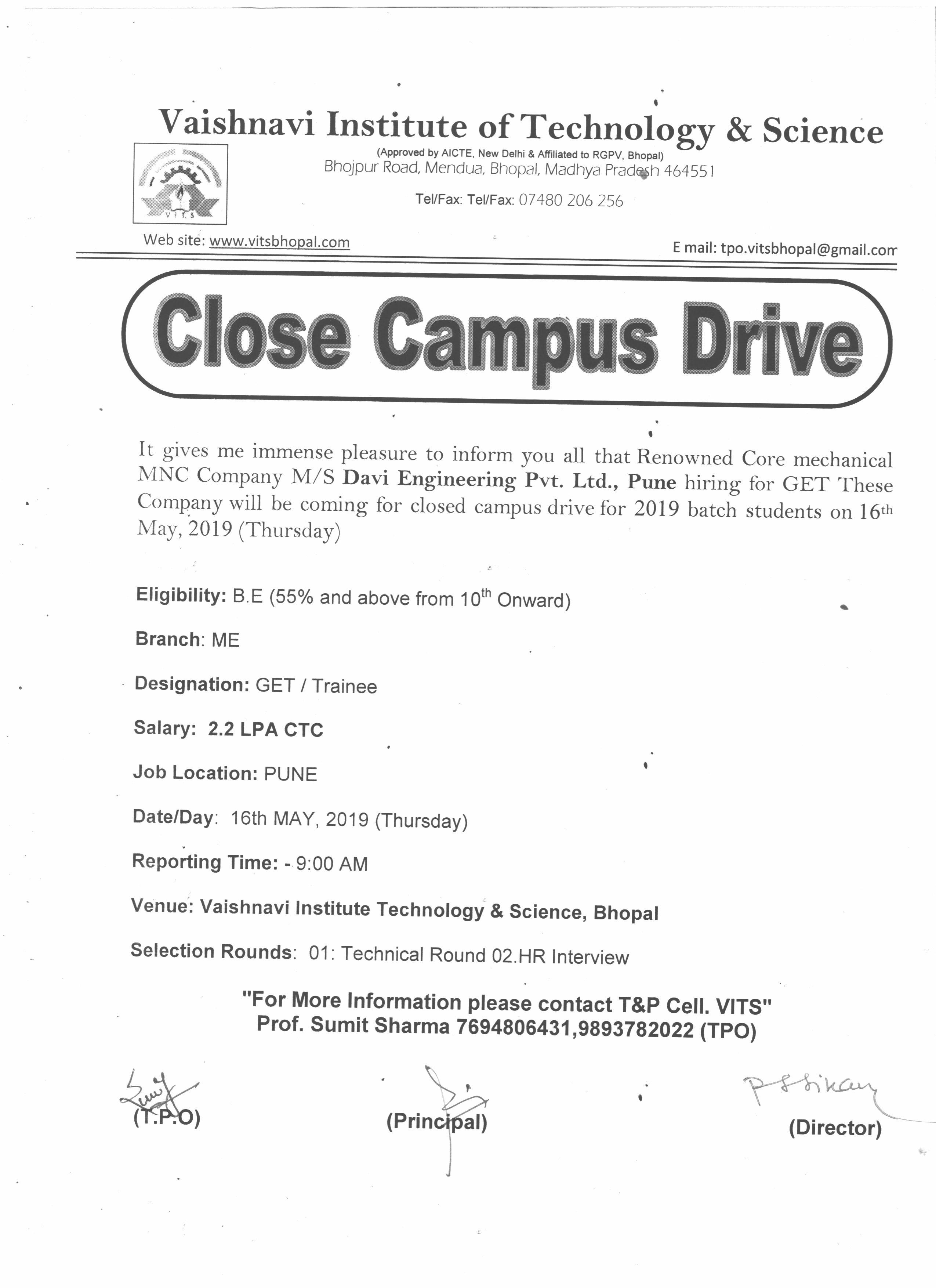 Vaishnavi Group of Institutes